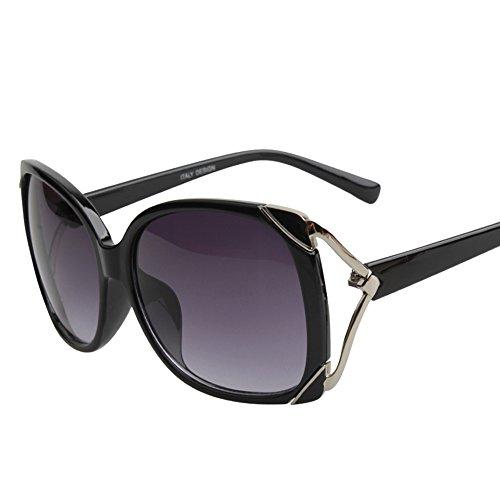 Protección moda de grande Driving B Travel Color marco de de sol Glasses Gafas polarizada Sra ZHIRONG B solar Gafas xZzOIz