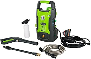 GreenWorks GPW1602 1600-PSI 1.2-GPM Electric Pressure Washer