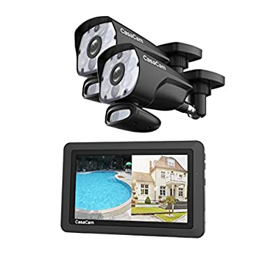 CasaCam Security Camera System- VS Series