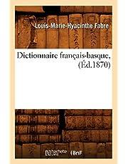 DICT FRANCAIS BASQUE ED 1870