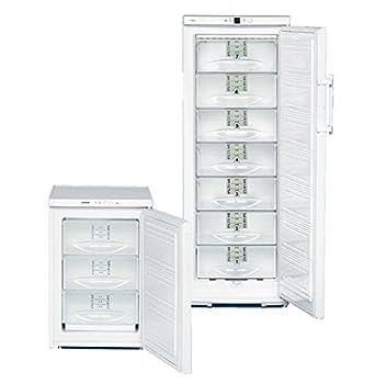 Liebherr 670256b congelador armario, 20 °C, 70 L, GX 823 x: Amazon ...