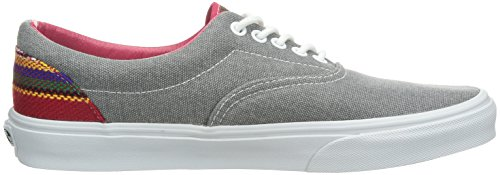 Vans  ERA, chaussons dintérieur femme baja steel gray true white