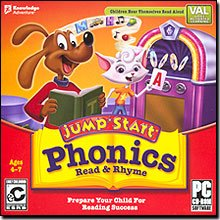 Jumpstart Phonics by Knowledge Adventure