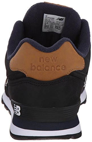 New Balance Kl574 - - Unisex Niños Negro