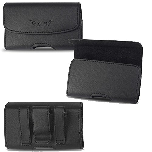 Covers Vx5300 Lg Phone - Leather Horizontal Magnetic Case with Belt Loops for LG vx5300.