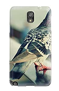 New Bird Tpu Skin Case Compatible With Galaxy Note 3