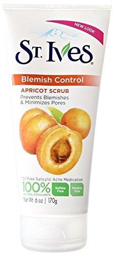 St Ives Apricot Scrub Body