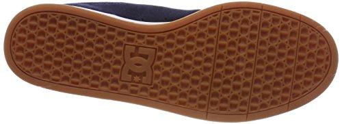 Bleu Foncé Shoes Bleu Crisis Homme Baskets DC w4YUxA8qFA