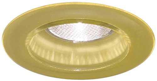 "UPC 723434586628, Minka Lavery WG500-SY Clear Glass Trim Ring, 4"", Yellow"