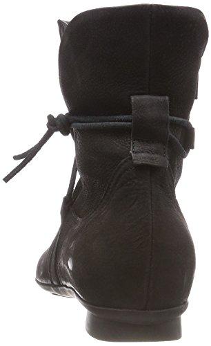 Boots Pour Black Pense 383127 Desert Schwarz 00 Femmes Keshuel TqUBygwp