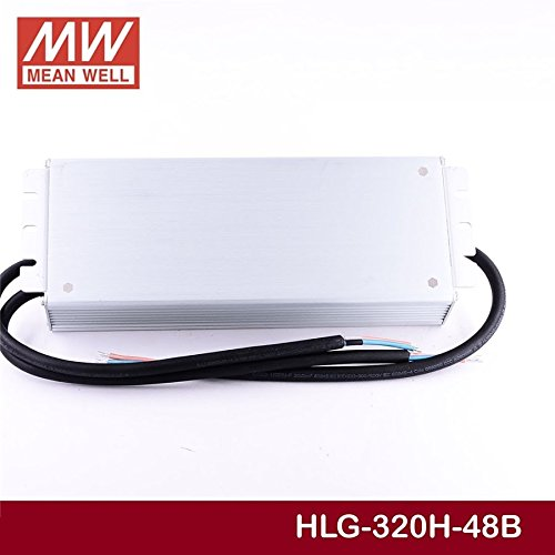 LED Driver 321.6W 48V 6.7A HLG-320H-48B Meanwell AC-DC SMPS HLG-320H Series MEAN WELL C.V+C.C Power Supply by MEAN WELL (Image #3)