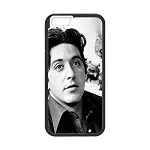 iPhone 6 4.7 Inch Cell Phone Case Black al pacino young boy face film art LSO7717988