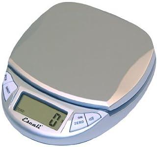 Escali N115S Pico Digital Scale, Silver-Gray by Escali