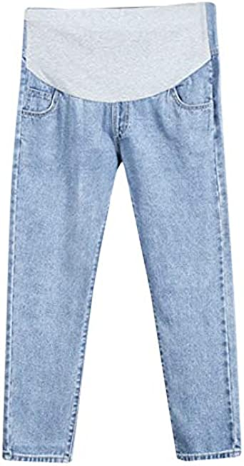 Worsworthy Mujer Embarazada Legging Jeans Pantalones De Maternidad Pantalones Enfermeria Prop Vientrepantalones Tejanos Embarazadas Mujer Embarazada Amazon Es Ropa Y Accesorios