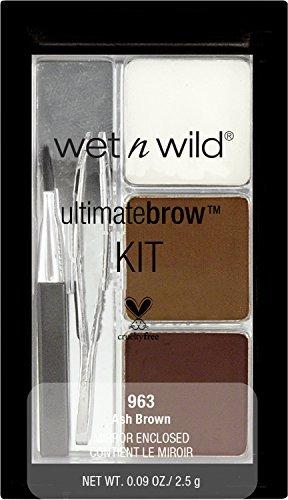 wet n wild ultimate brow kit - 8