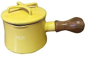 Dansk Mini Saucepan with Lid - Yellow