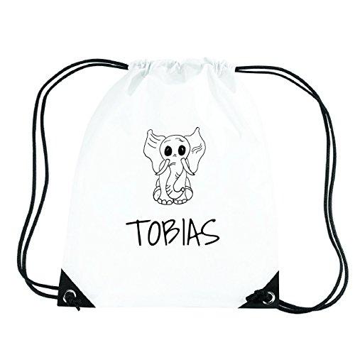 Jollipets Tobias Turnbeutel Sport Tasche Pgym5988 Design Elefant