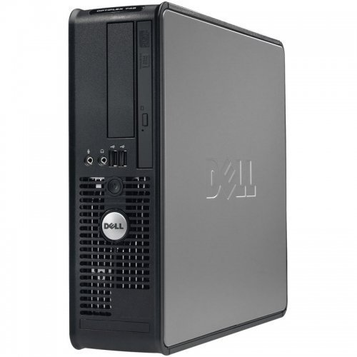 Dell Optiplex, Intel Core 2 Duo 2.93 GHZ, New 8GB Memory, 500GB, Windows 10, DVD-BURNER-(Certified Reconditioned).