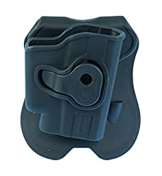 Caldwell Tac Ops Ruger LCP Molded Retention Holster, Black