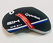 Taylor Made Sim Max Golf Iron Covers - 10 Pack - 4-AW - RH