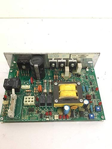 Lower Motor Control Board Controller ASM-MTGAT-4D Works With True Fitness PS900 Treadmill