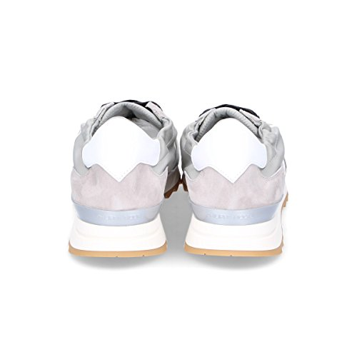 Poliammide Model Philippe Uomo Grigio Philippe Sneakers Model PSLUB013 AxznY
