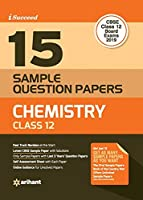 15 Sample Question Papers Chemistry Class 12th CBSE