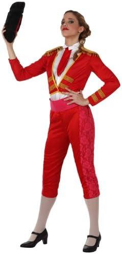 Atosa- Disfraz torera, Color rojo, M-L (10092): Amazon.es ...