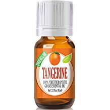 Tangerine 100% Pure, Best Therapeutic Grade Essential Oil - 10ml