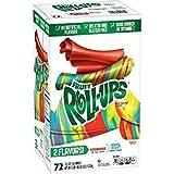Fruit Roll-ups Blastin Berry Hot Colors