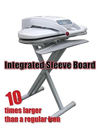 ironing-press-with-integrated-sleeveboard-includes-stand-for-dry-or-steam-pressing-1400-watts-38-pow