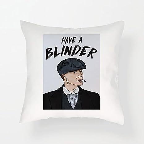 Hiros® Peaky Blinder temática tienen un cojín con inserto ...
