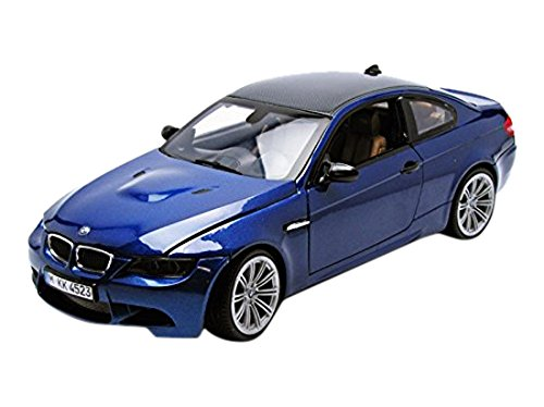 BMW M3 E92 Coupe Blue 1/18 by Motormax 73182 (Bmw M3 Model compare prices)