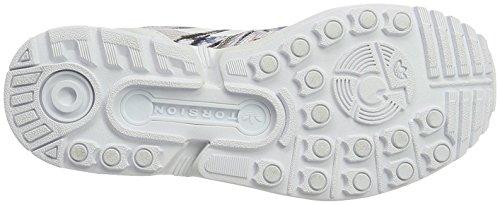 Chaussures adidas – Zx Flux bleu/blanc/bleu taille: 40
