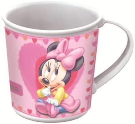Taza Microondas 28 cl Minnie Baby: Amazon.es: Juguetes y juegos