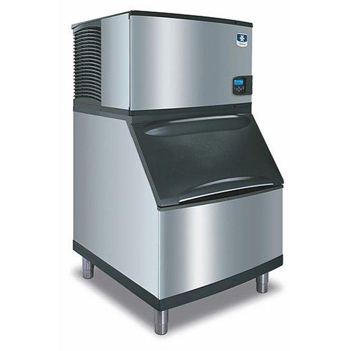 - Manitowoc IY-0906A-261 Ice Maker with B-570 Bin