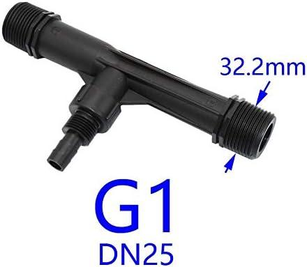 CHENTAOCS engrais irrigation Venturi injecteur m/âle 3//4 1//2 1 automatique dengrais Kit dirrigation Venturi M/élangeur Injecteurs 1pcs Couleur : G1 I 2
