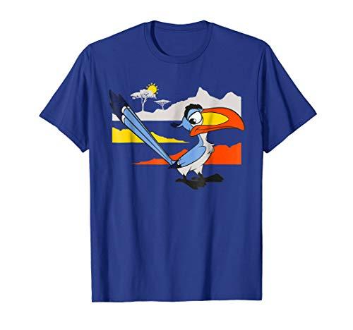 Disney The Lion King Zazu Pride Lands T-Shirt (Zazu Lion King)