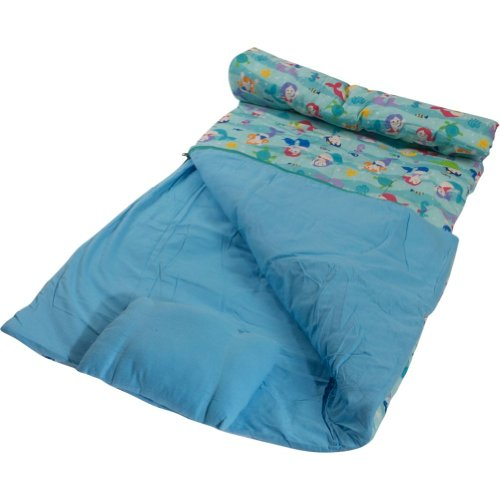 Olive Kids Mermaids Sleeping Bag, Outdoor Stuffs