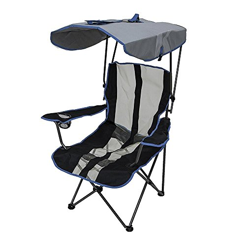 Kelsyus Premium Canopy Chair (Sports Chair With Umbrella)
