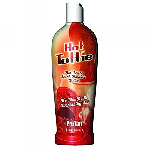 PRO TAN SUNBED TANNING LOTION - HOT TOTTIE 250ml by Pro Tan