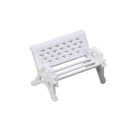 Prime Electomania Diy White Park Bench Seat Moss Bottle Mini Squirreltailoven Fun Painted Chair Ideas Images Squirreltailovenorg