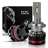 DZG D2S/D2R/D4S/D4R LED Headlight Bulbs 6000K Bright White 2 Yr Warranty-2 Pack