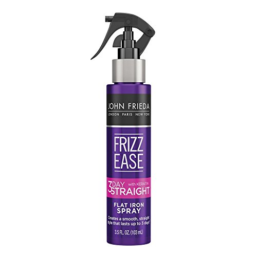 John Frieda Frizz Ease 3-day Straight Flat Iron Spray (Iron Hair Flat Spray)
