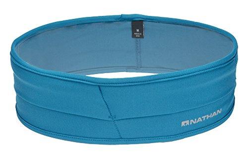 - Nathan Hipster Waist Belt, X-Large, Mosaic Blue