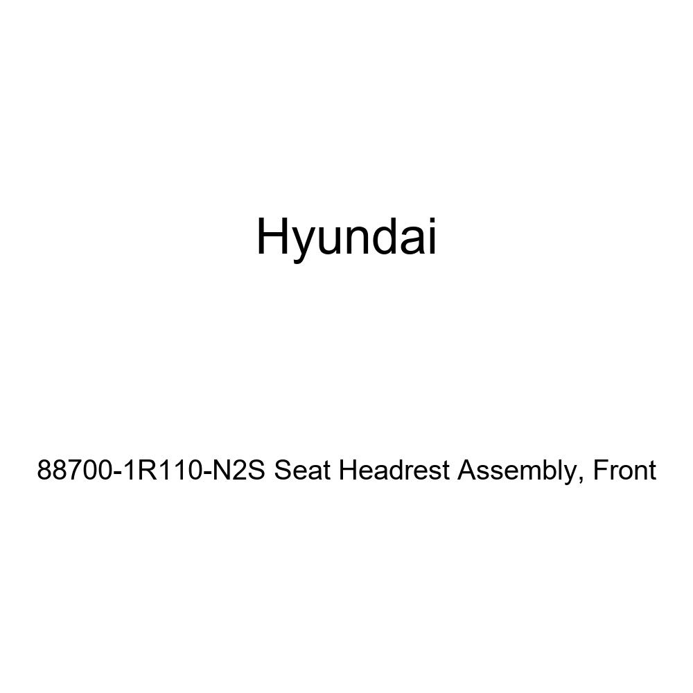 Genuine Hyundai 88700-1R110-N2S Seat Headrest Assembly Front