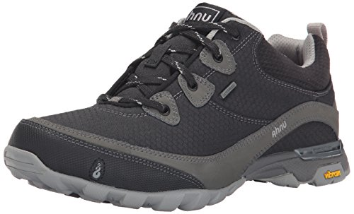 Women's Waterproof Ahnu Sugarpine New Hiking Shoe Black qUqEdw