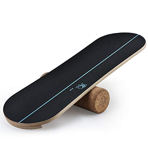 4TH Core Balance Board for Exercise Training-Board Exercise for Fitness