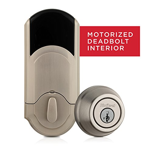 Kwikset 910 Z-Wave Signature Series Traditional Electronic Deadbolt in Satin Nickel by Kwikset (Image #4)