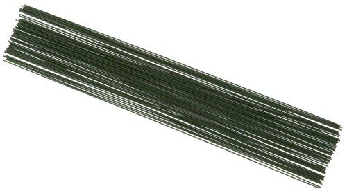KnorrPrandell 6479200 Blumen-Stieldraht, 20 cm/0.8 mm Durchmesser